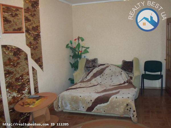 Аренда 1-комнатной квартиры, Николаев, дзержинского