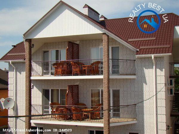 Продажа продам гостиницу на берегу моря, бердянск