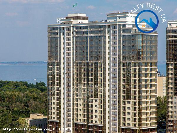 Продажа 2-комнатной квартиры, Одесса, Французский бульвар,60Б