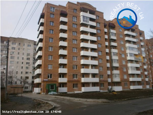 Продажа 2-комнатной квартиры, Полтава, Ватутина 36а