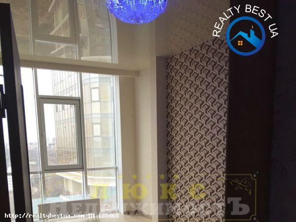 Продажа 1-комнатной квартиры, Одесса, Французский бульвар