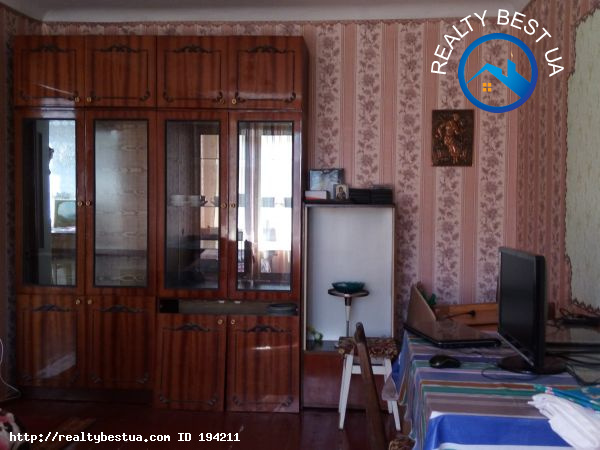 Продажа 1-комнатной квартиры, Житомир, чапаєва 2