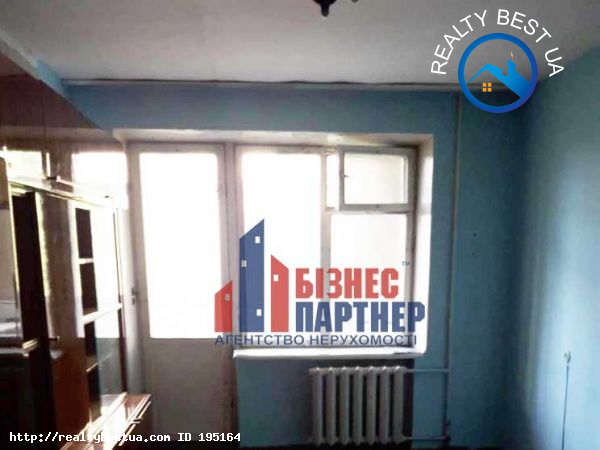 Продажа 1-комнатной квартиры, Черкассы, Вернигоры