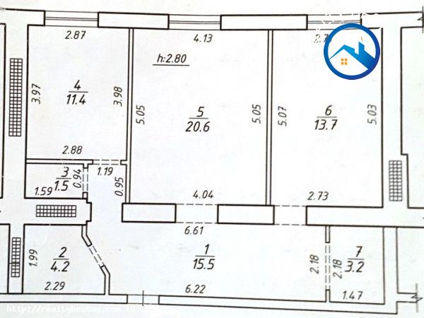 Продажа 2-комнатной квартиры, Сумы, Прокофьева