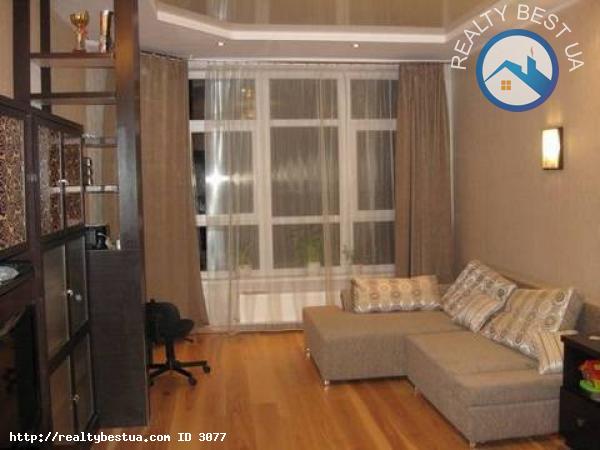 Продажа 1-комнатной квартиры, Киев, Кудряшова 16