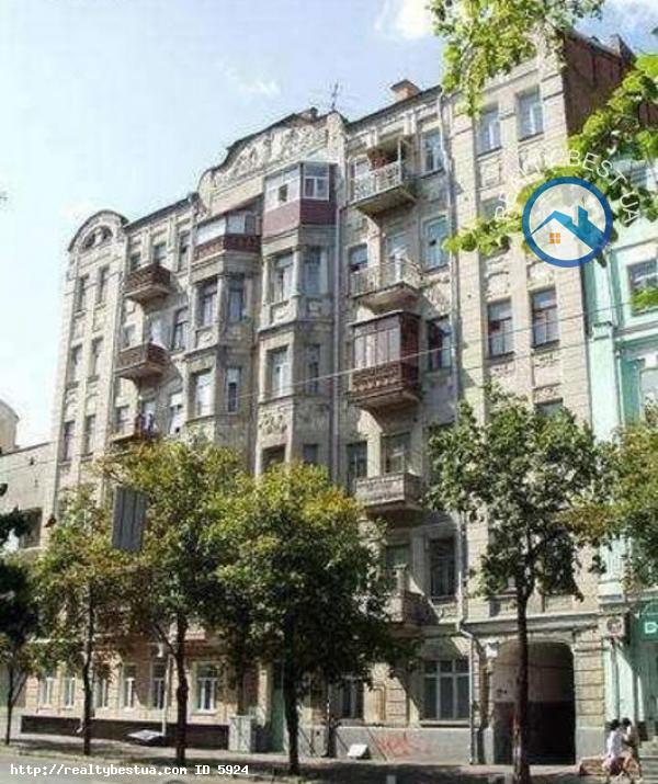 Продажа 1-комнатной квартиры, Киев, ул. Саксаганского 12а
