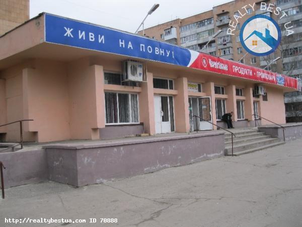 Продажа торгово-офисного центра, Полтава, маршала бирюзова,84