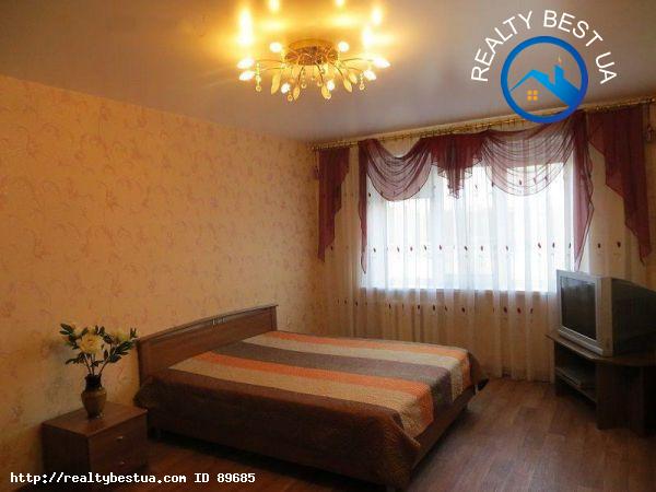 Аренда 1-комнатной квартиры, Николаев, Дзержинского 24